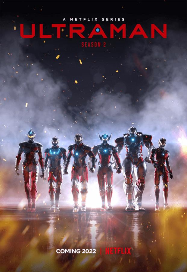 Netflix Anime Ultraman Season 2 Coming To Netflix In 2022