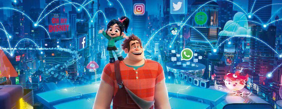 ralph breaks the internet - Lo que hay de nuevo en Netflix: 11 de junio de 2019