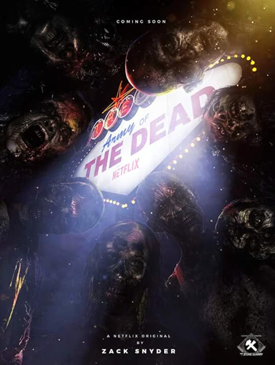 Army Of The Dead Photo Promo Poster