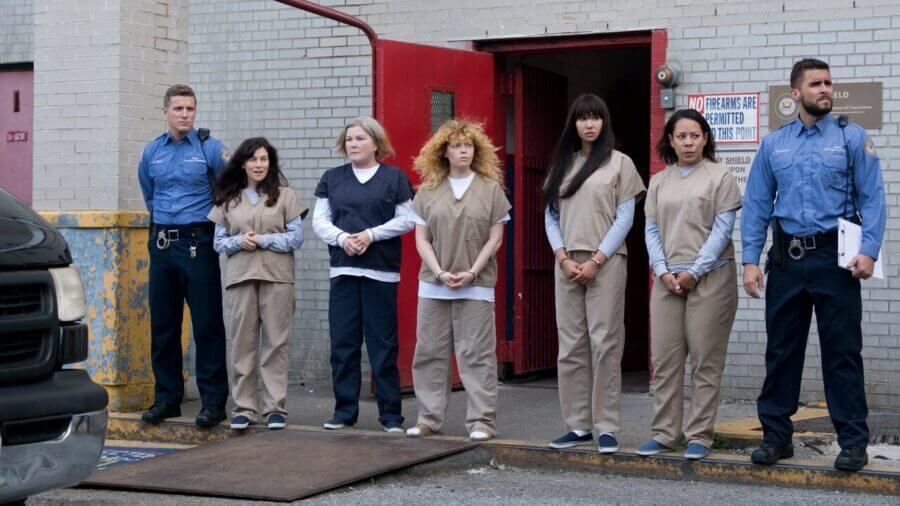 'Orange is the New Black' Season 7 is finale for Netflix