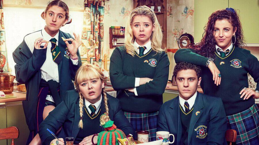 Derry Girls' Season 2 Coming to Netflix in August 2019 - What's on