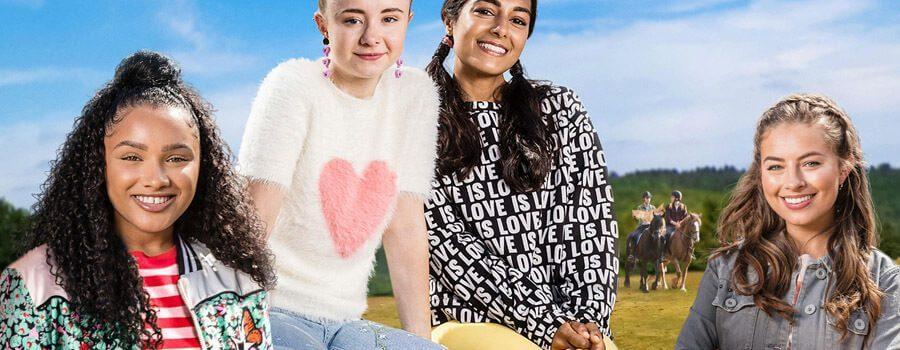 free rein season 3 now on netflix - Novedades en Netflix: 6 de julio de 2019