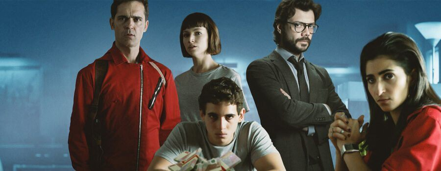 Money Heist' Season 4: Netflix Release Date & What to Expect
