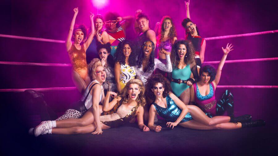 Image result for the glow netflix