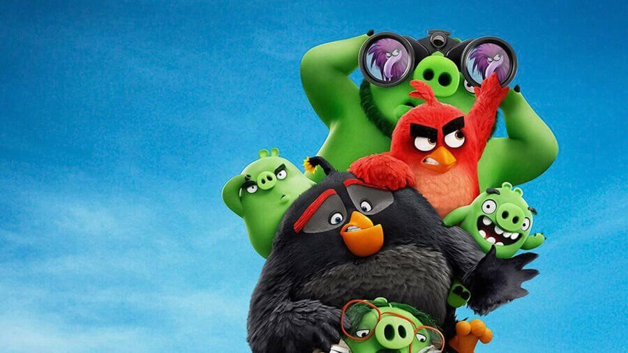 When will 'The Angry Birds Movie 2' be on Netflix? - What's