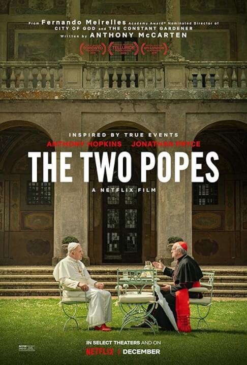 The Two Popeson Netflix
