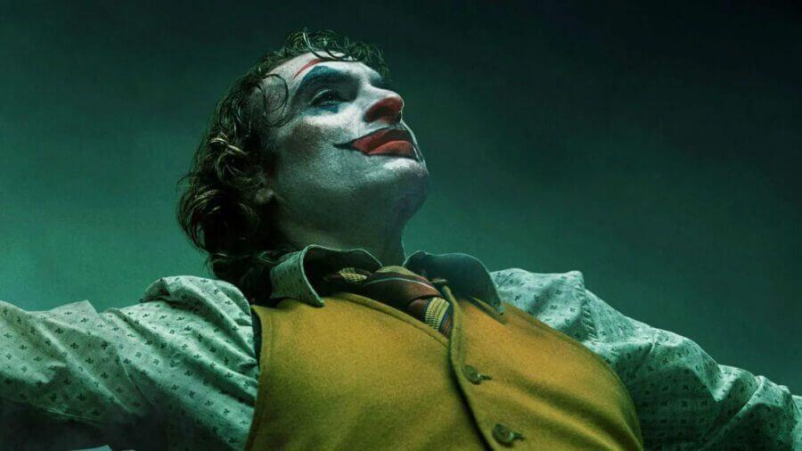 Joker from Warner Brothers 2019
