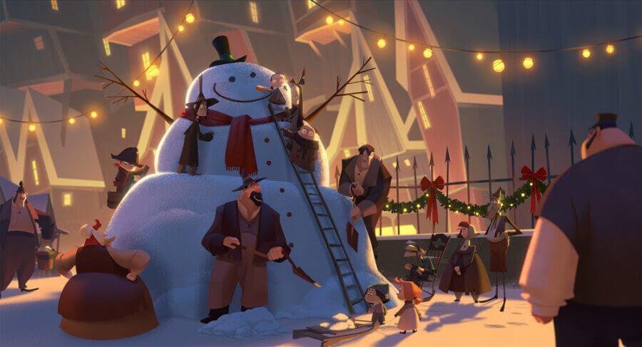 Netflix Christmas Original 'Klaus': Netflix Release Date