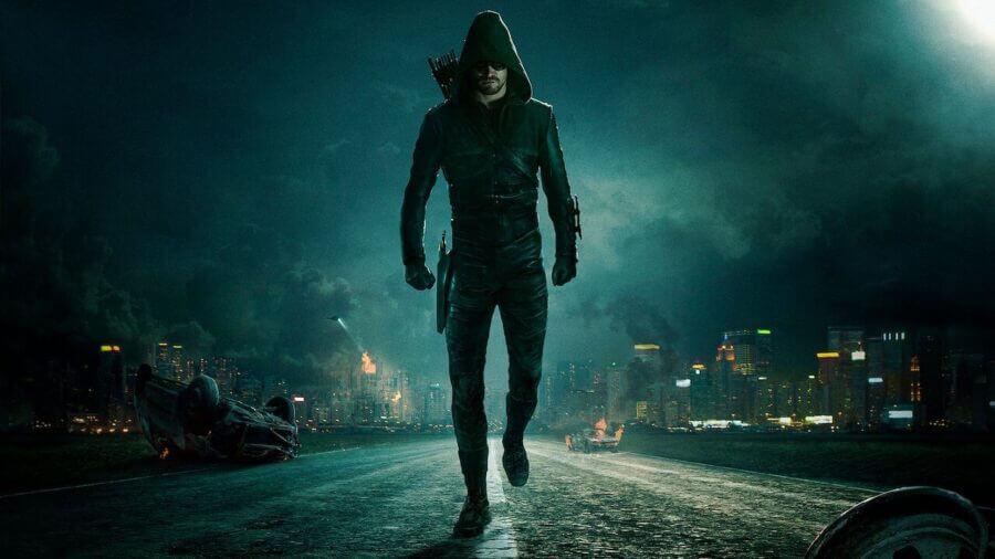 Arrow Season 8 Be On Netflix