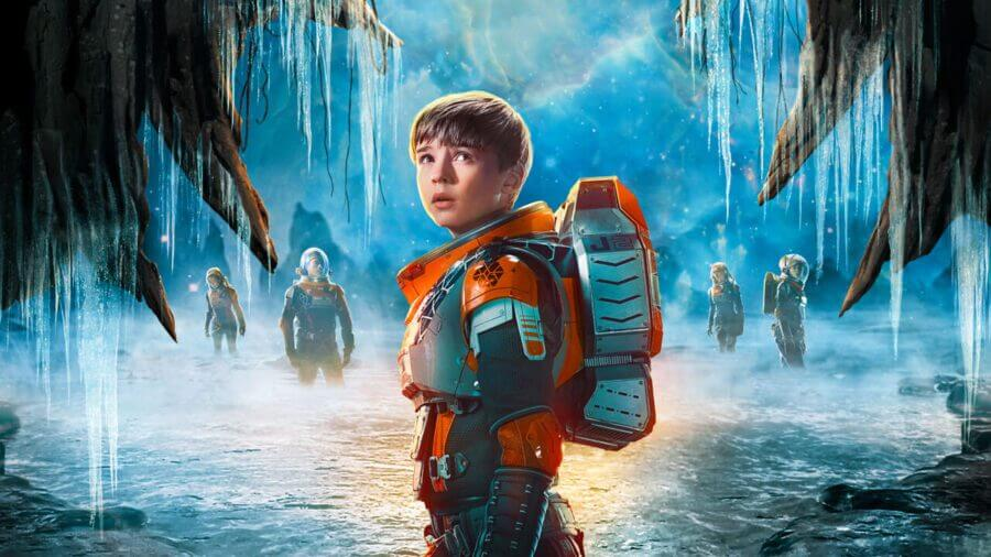 Image result for Lost In Space Season 2