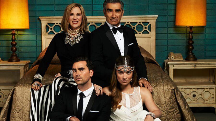 When Will Season 6 Of Schitt S Creek Be On Netflix What S On Netflix