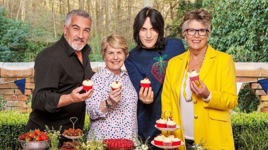 British Baking Show 2020.The Great British Baking Show Holidays Season 2 Coming To