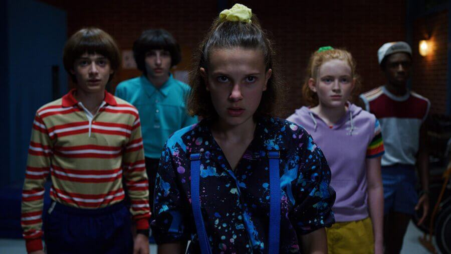 Image result for stranger things 4
