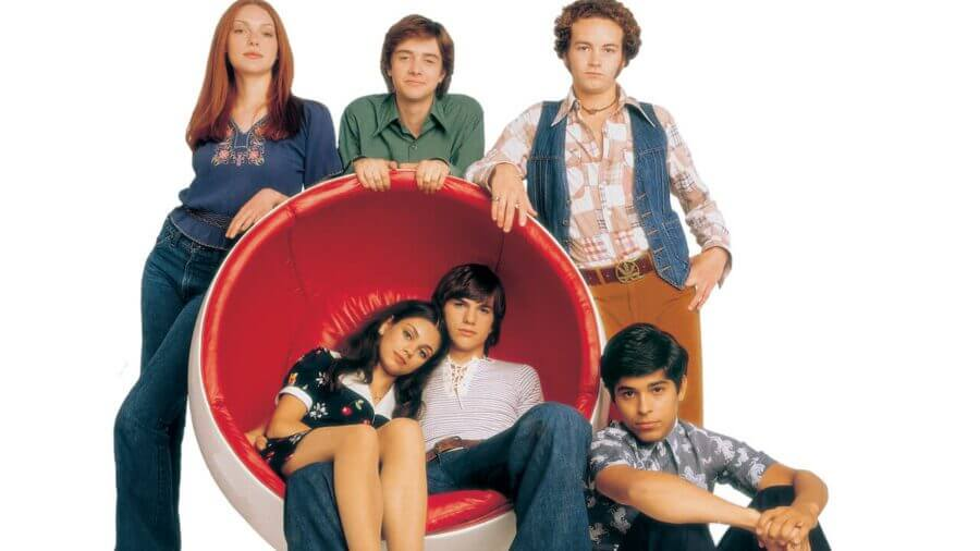 Roseanne Show 2020.That 70s Show Could Leave Netflix In 2020 What S On Netflix