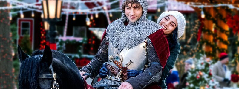 the knight before christmas - photo #17