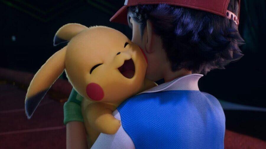 Pokemon Mewtwo Strikes Back Evolution Coming To Netflix In