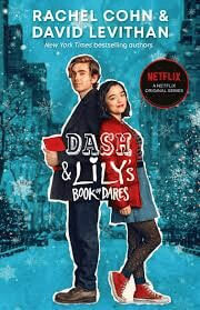 dash and lily netflix book tie in