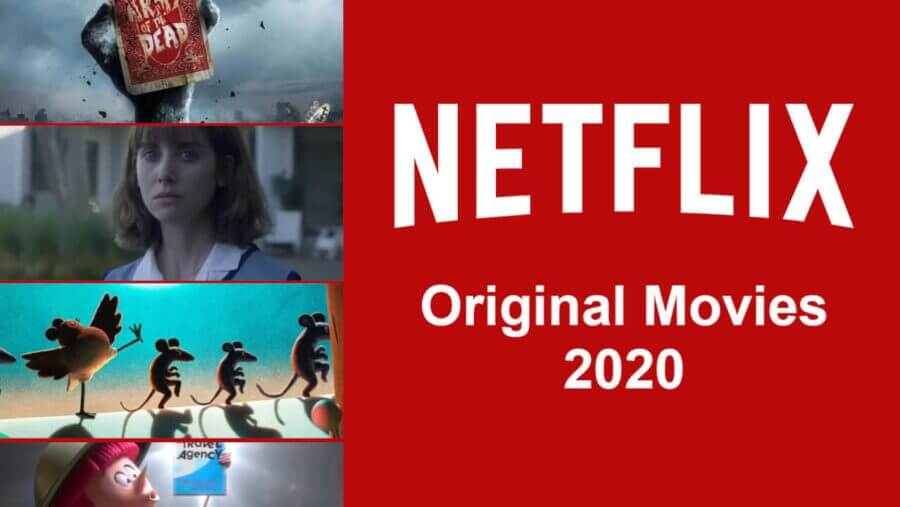 movies that just came out 2020
