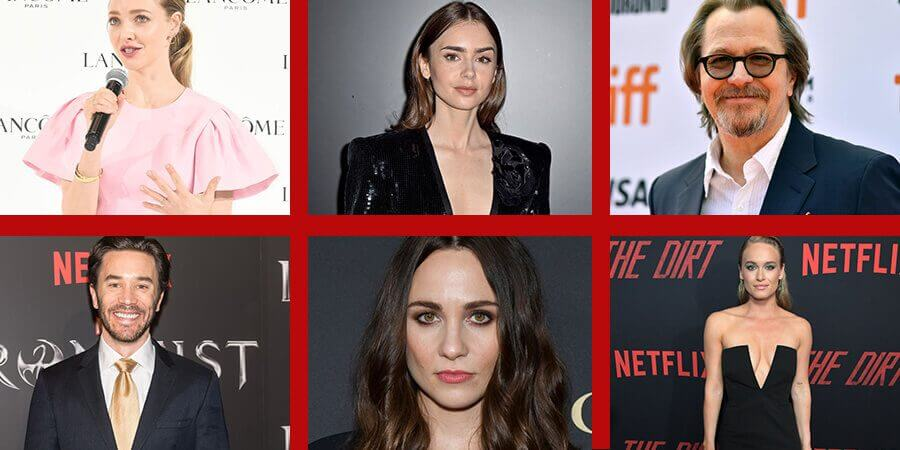 cast grid for netflix mank 2020