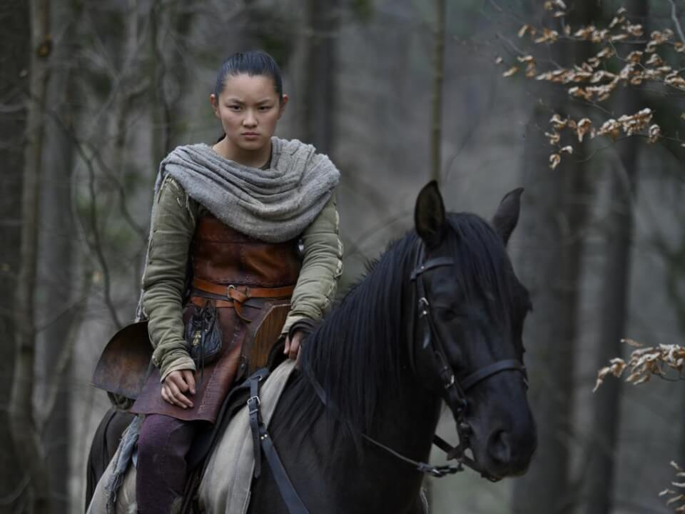 The Letter for the King season 2 netflix renewal status and release date Iona