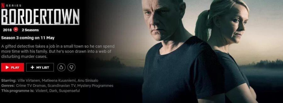 Netflix Bordertown Staffel 3