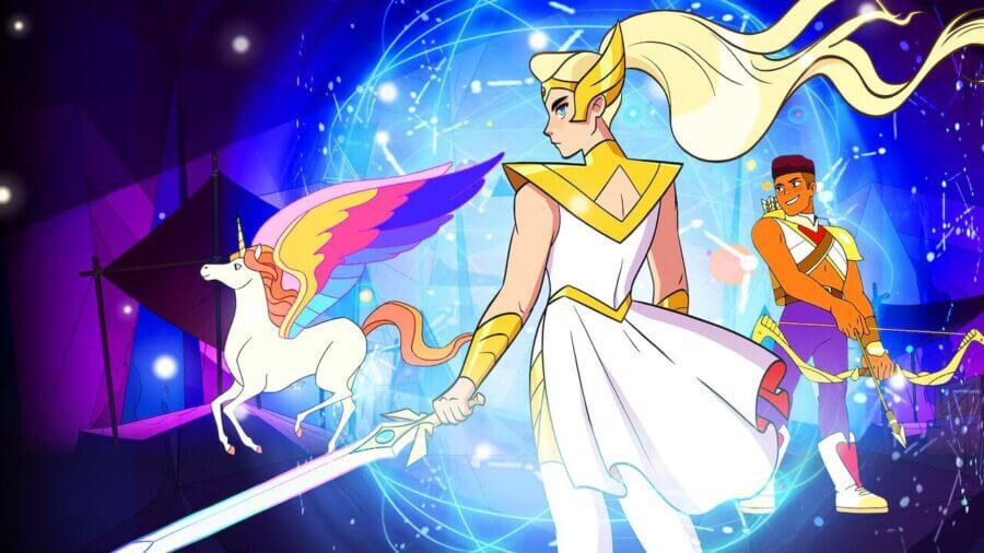 She Ra And The Princesses Of Power Comes To An End After 5 Seasons On Netflix What S On Netflix