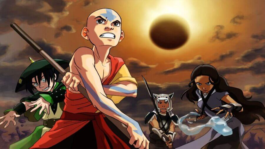 'Avatar: The Last Airbender' Sweeps to Number #1 TV Series ...