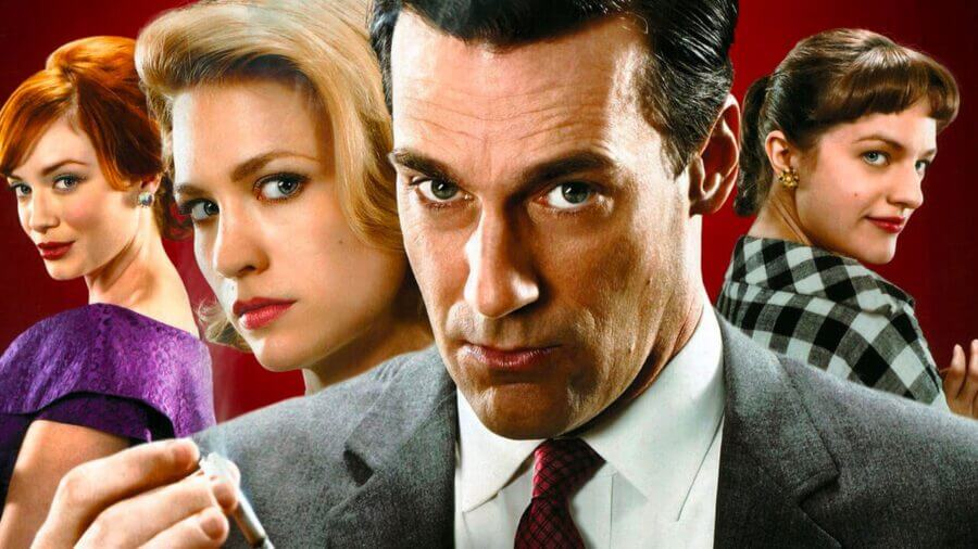 'Mad Men' Cast in Other Shows/Movies on Netflix