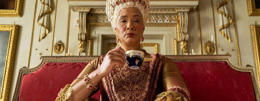 queen charlotte series netlfix