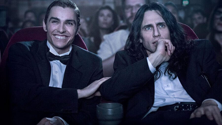 The Disaster Artist Coming To Netflix Us In June 2020 What S On Netflix