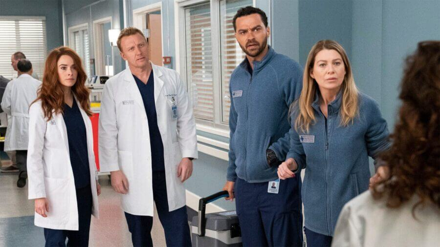 GreyS Anatomy Season