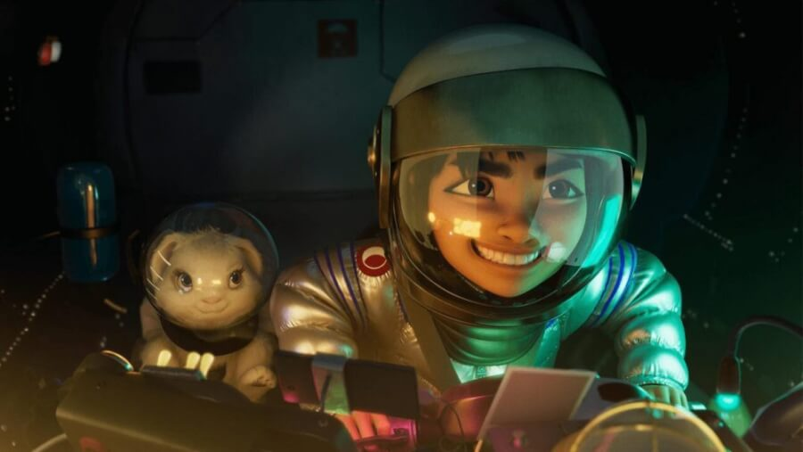 Animated Feature Over the Moon Coming to Netflix in Fall 2020