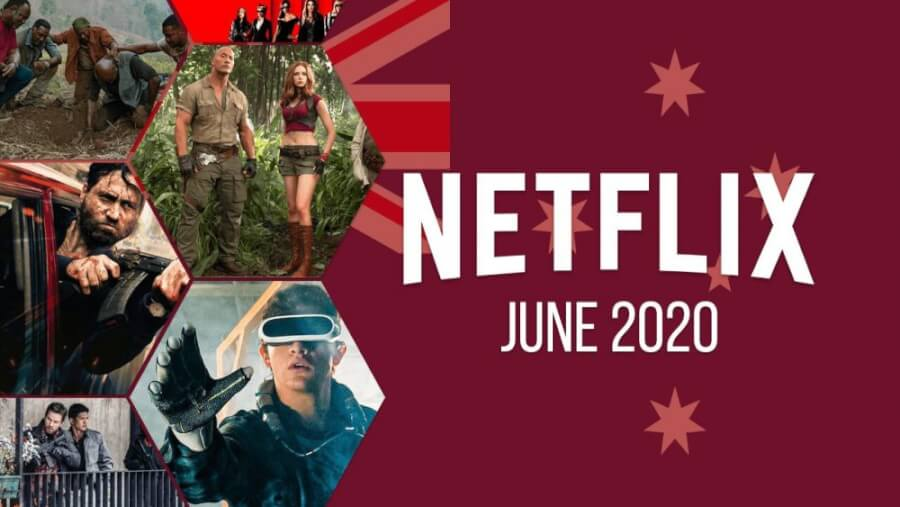 netflix coming soon aus June 2020