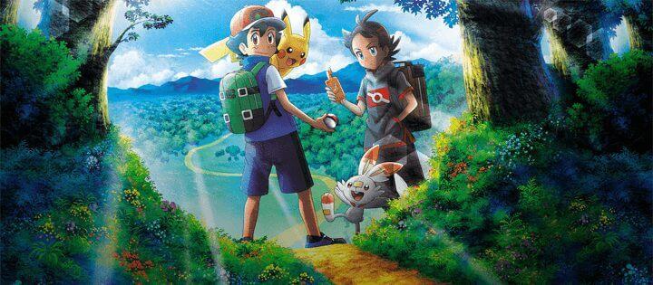 new anime on netflix june 2020 Pokemon Journeys