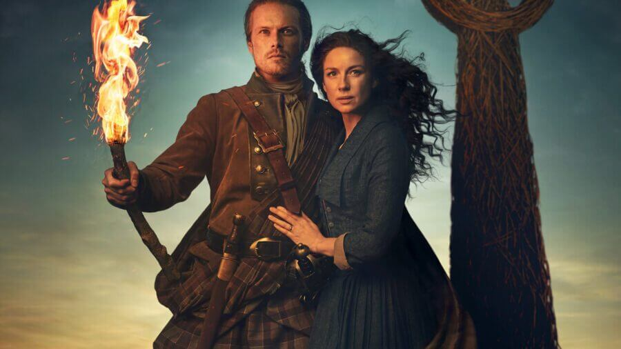 outlander new season 4 5 netflix