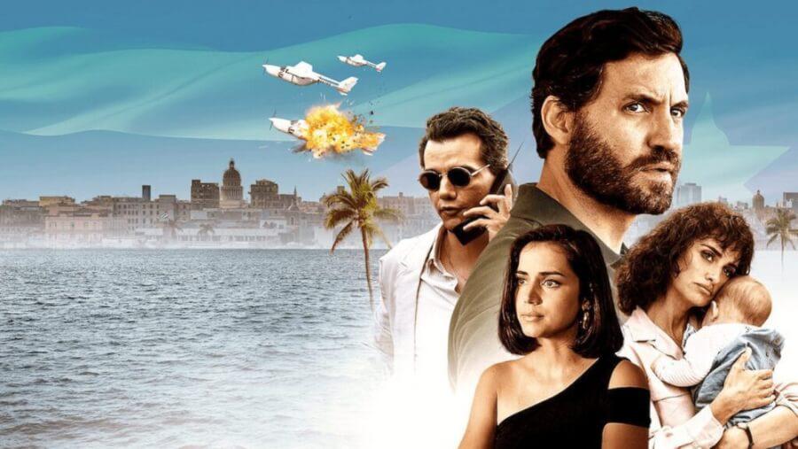 spanish thriller wasp network netflix release date plot cast trailer
