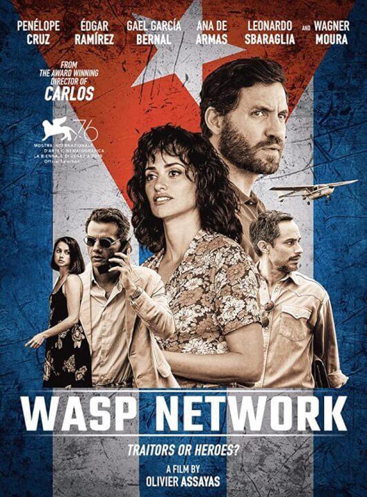 wasp network netflix edger ramirez poster