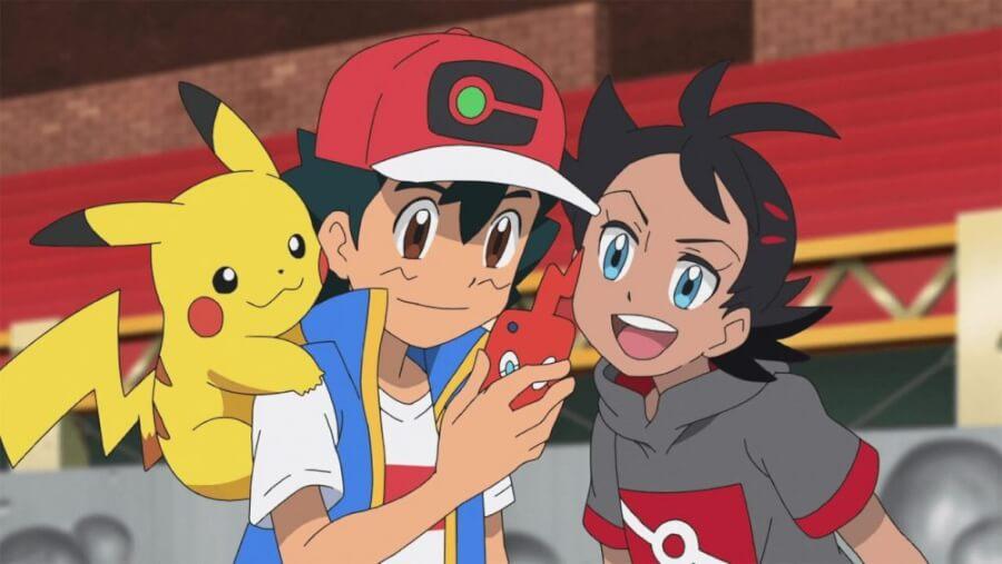 when will pokemon journeys the series part 2 be on netflix