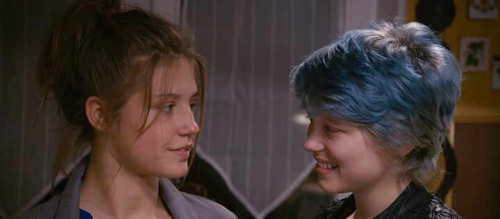 Blue Is the Warmest Color 2013