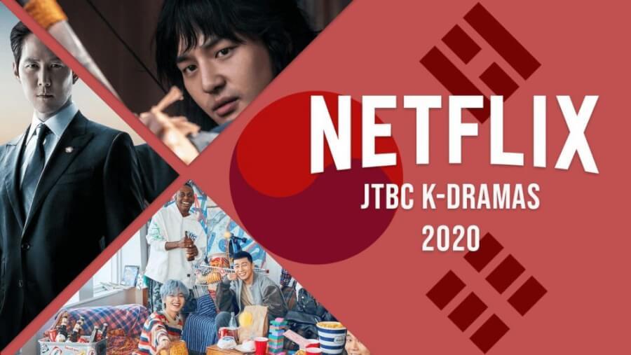 JTBC full list of jtbc k dramas on netflix in 2020
