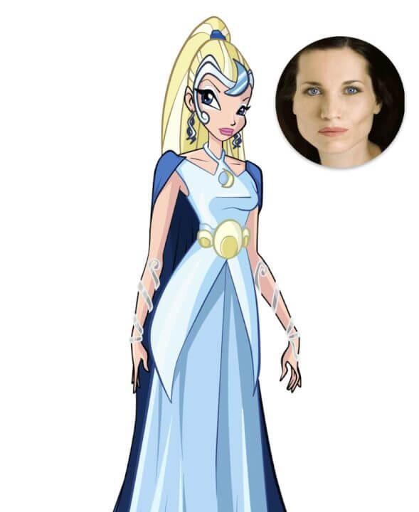 Kate Fleetwood Luna Fate Winx Saga Netflix