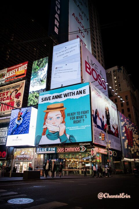 anne with an e new york billboards 2