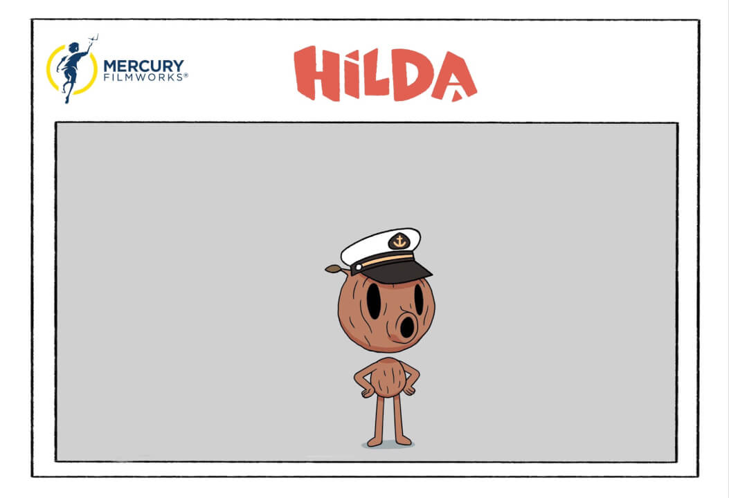 captain wood man hilda season 2