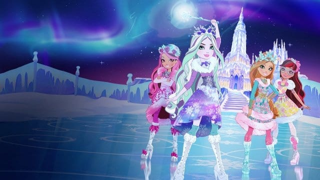 ever after high leaving netflix august 2020