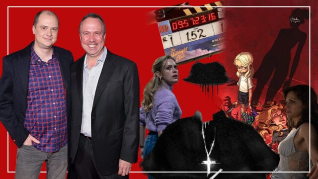 Every Mike Flanagan Movie & Show on Netflix and What's Coming Next Article Teaser Photo