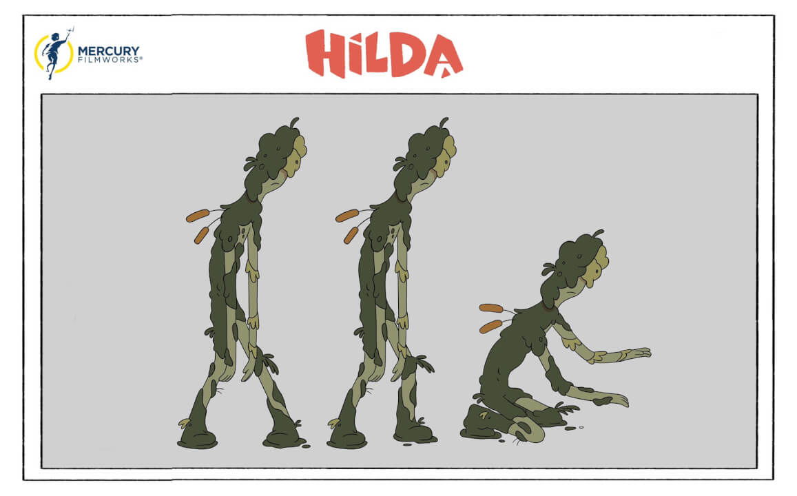 hilda swamp man season 2 hilda
