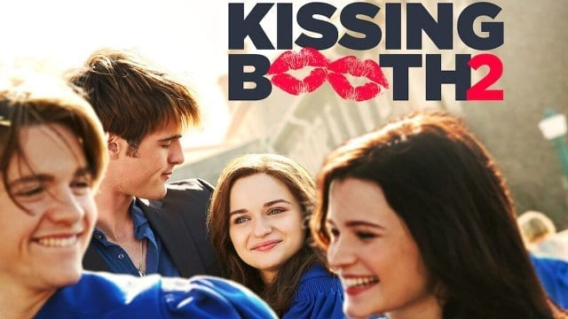 kissing booth 2 soundtrack netflix