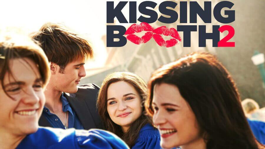 Kissing Booth 2 Bande son Netflix