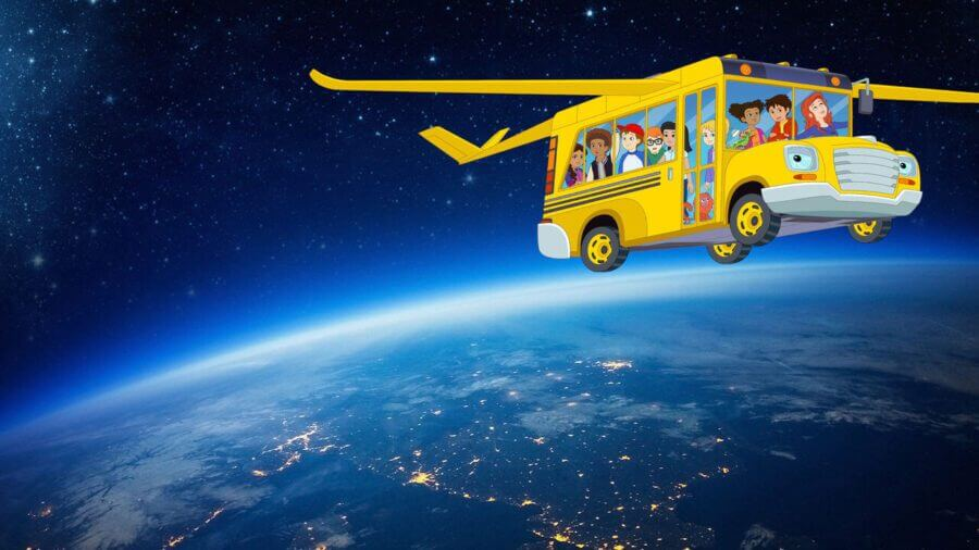 magic school bus space special coming to netflix in august 2020