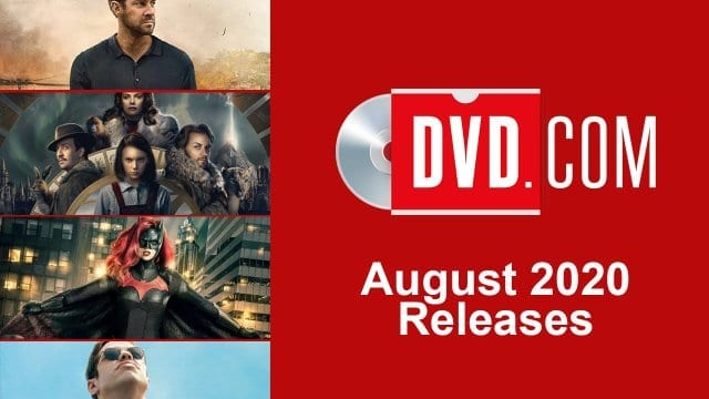 What's Coming to Netflix DVD in August 2020 Article Teaser Photo